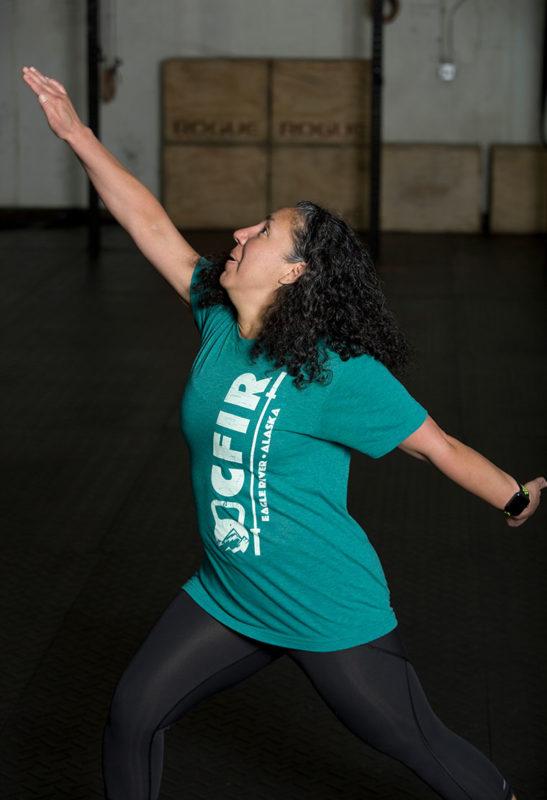 Erika Whittington CrossFit Level 1 Trainer CrossFit Kids Trainer