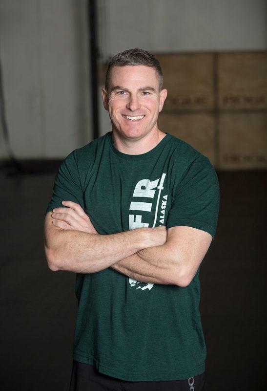 John Whittington CrossFit Level 1 Trainer